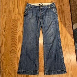 Banana republic jeans in 4p